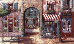 John Patrick O'Brien | Уютное кафе-блюз в старинном доме.... Обсуждение на…