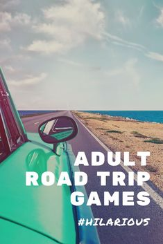 Hilarious Adult Road Trip Games These aren't your standard kid-friendly road trip games. These hilarious adult road trip games will keep everyone laughing throughout your whole trip! Perfect for long or short road trips. Road Trip Packing List, Us Road Trip, Road Trip With Kids, Family Road Trips, Road Trip Tips, West Coast Road Trip, Road Trip Essentials, Family Vacations, Family Travel