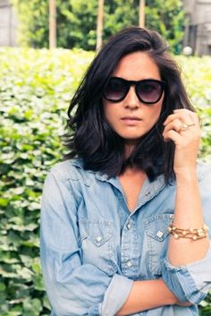 The Coveteur x ELLE Magazine: Olivia Munn | The Coveteur