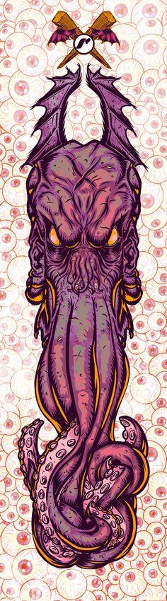 Cthullu by Ramsey Sibaja