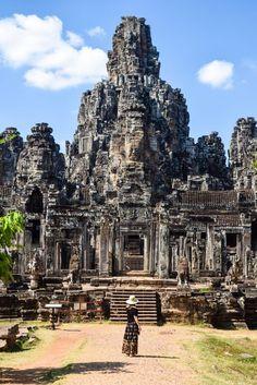 angkor wat, three day itinerary