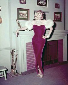 Lucille Ball as Marilyn Monroe in I Love Lucy (November 1954, CBS)