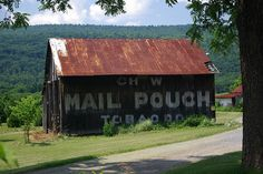 Mail Pouch Barn -- Bedford County, Pennsylvania (#3) by Harry Hunt, via Flickr