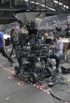 HD Magazine - HD Mag - ALEXA M Cameras Outfit Omnicam 7K x 2K Panorama