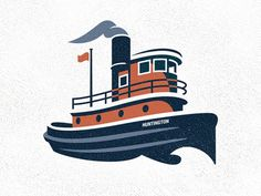 Tugboat  by Roy Smith