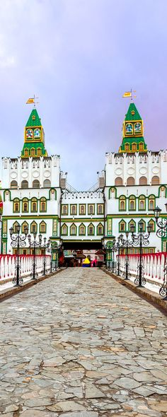 Izmailovsky Kremlin, Moscow, Russia   |   Amazing Photography Of Cities and Famous Landmarks From Around The World