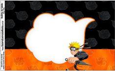 Naruto: Etiquetas para Candy Bar para Imprimir Gratis. Naruto Birthday, 10th Birthday, Naruto Names, Naruto Party Ideas, Party Printables, Free Printables, Naruto Free, Name Tag Templates, Table Labels