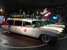 ECTO-1 Side Front