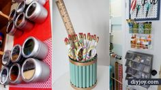 31 Best DIY Organizing Ideas for the New Year | DIY Joy Projects and Crafts Ideas