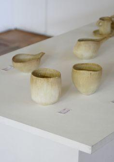 Yoko Terai ceramic tea bowls