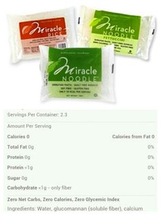 Miracle noodle! Zero calorie & zero carb noodle? What? Where have I been