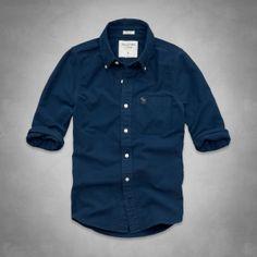 Mens Shirts | Abercrombie.com