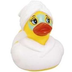 got your rubber duckie?