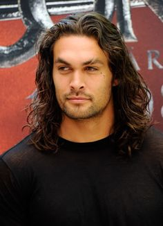Jason Momoa, is in the hair board too because he has beautiful hair.