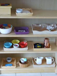 tout plein d'activités Montessori sur ce site !