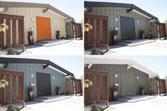 paint colors modern exterior by Joe's Premium Painting