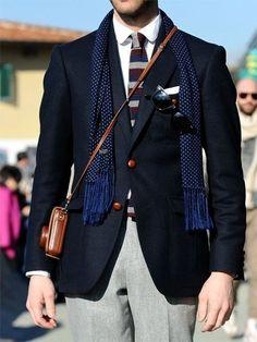 Moda Hombre Invierno 2013.