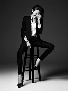#woman #suit #angelinajolie