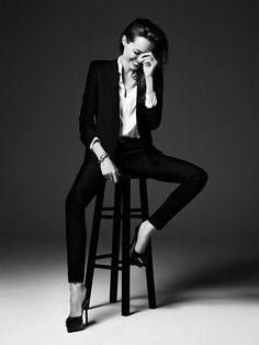 #woman #suit #angelinajolie