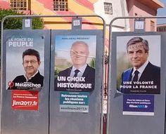 """Comment """"l'escrot"""" a perdu la bataille de l'affichage public #Présidentielle  De choses et d'autres : affichage électoral et mes..."""