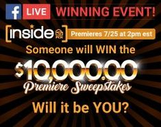 Enter our free online sweepstakes and contests for your chance to take home a fortune! Will you become our next big winner? Instant Win Sweepstakes, Online Sweepstakes, Lotto Numbers, Last Dream, Win For Life, Congratulations To You, Publisher Clearing House, Winning Numbers, Win Money