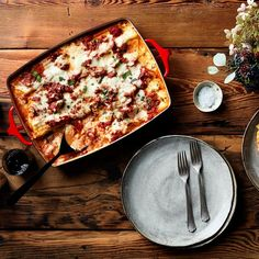 Stuffed Manicotti Is the Italian-American Baked Pasta of Our Dreams