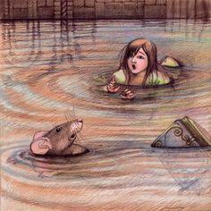 Alice, Pool of Tears