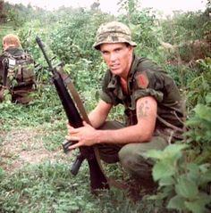 """A tribute to the Vietnam War. """"No event in American history is more misunderstood than the Vietnam War. Vietnam History, Vietnam War Photos, Vietnam Veterans, The Big Red One, My War, War Dogs, American War, Cold War, Military History"""