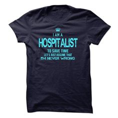 I am a Hospitalist - #tshirt girl #sweater for men. ACT QUICKLY => https://www.sunfrog.com/LifeStyle/I-am-a-Hospitalist-24450125-Guys.html?68278
