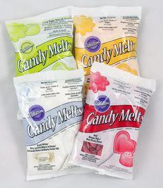 Wilton Candy Melts®  (Schokoladenglasur)