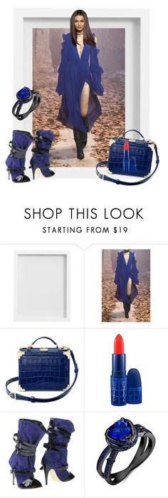 """""""Unbenannt #7977"""" by snowmoon ❤ liked on Polyvore featuring Pottery Barn, Off-White, Aspinal of London, MAC Cosmetics and Vivienne Westwood"""