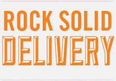 Rock Solid Delivery