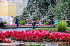 Jardins secretos do Kremlin
