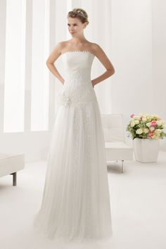 Robes de mariée Alma Novia Versailles