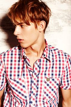 II couldn't resist pinning this.. Straight from the plaid shirt diaries.
