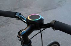 Make any bike smarter with this minimalist navigation, security, and fitness gadget