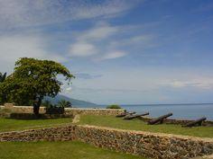 Trujillo, Honduras - The Fort of Santa Barbara just 15 minutes from us.