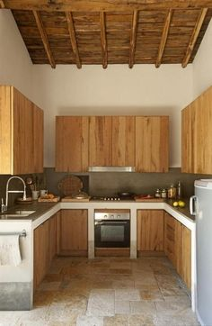 House in Tuscany, kitchen