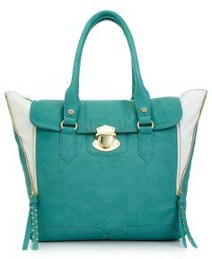 Steve Madden Handbag, Holden Tote - Steve Madden - Handbags & Accessories - Macy's