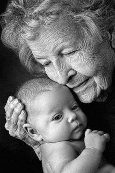 L'amour d'une grand-maman