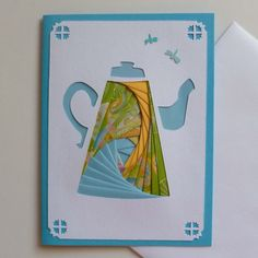 iris paper folding - with some modification this could be cute..  also - @Anna Buck - tea party invites. lol.