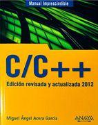 "Contento porque personas ""de letras"" aprenden felices programación con Manual Imprescindible de C/C++  (ayudo con dudas)"