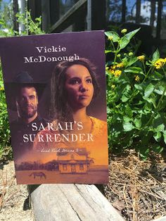Sarah's Surrender by Vickie McDonough. Check out my #review here: http://spreadinghisgrace.blogspot.com/2016/07/my-bookshelf-sarahs-surrender-by-vickie.html