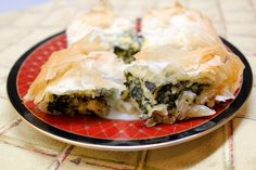 Spanakopita Spinach Pie