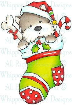 Macdougal - Christmas Images - Christmas - Rubber Stamps - Shop