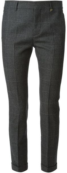 DSquared skinny trousers on shopstyle.com