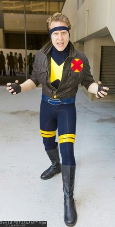 Havok #cosplay