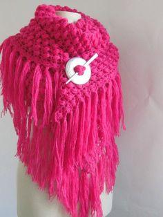 Christmas gift Pink  shawl ..wedding bridal by asuhan on Etsy, $78.00