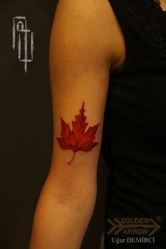 #sycamore #leaves #tattoo #çınar #yaprak #tattoos #realistic #minimal #minimalist #tradıtional #red #desing #art #dövme #dovme #girl #girltattoo #goldenarrowstreet #goldenarrow #uğurdemirci #uğurdemircitttoo #kadıköy #istanbul