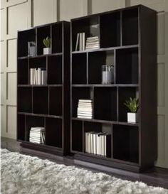 Shopping For Bookcases In Menlo Park But Tired Of All The Same Looks